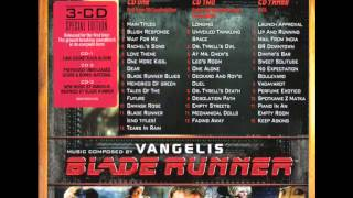 Vangelis - Blade Runner Trilogy (3-CD Special Edition)