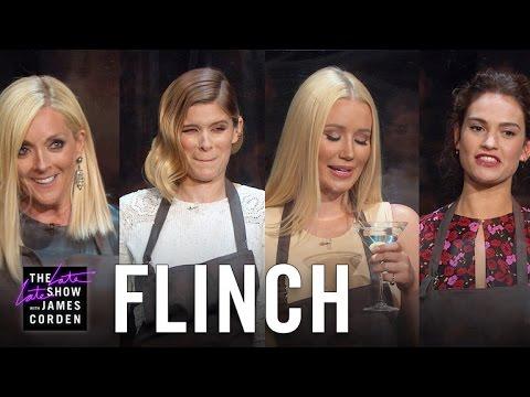 Flinch w Iggy Azalea Jane Krakowski Kate Mara & Lily James