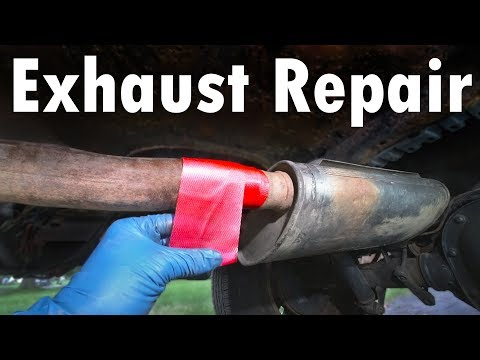 Xxx Mp4 How To Find And Repair Exhaust Leaks EASY Without A Welder 3gp Sex