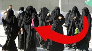 La vida de las mujeres en Arabia Saudita documental