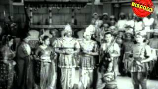 Sri Krishna Garudi  (1958) || Feat.Dr Rajkumar, Narasimharaju || Devotional Sandalwood Movie