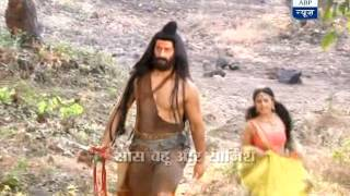'Mahadev 'helps Sati in jungle in life ok's 'Devon ke Dev'