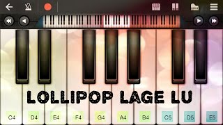 Lollipop lagelu piano (Bhojpuri song)