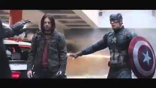 Captain America: Civil War Supercut - All Trailers (Chronological)