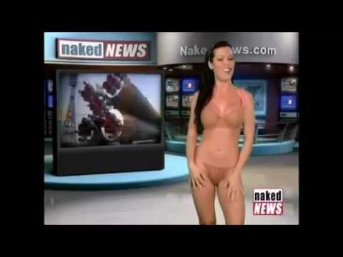 Reporter gostosa Fica Nua ao vivo