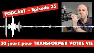TRANSFORMER VOTRE VIE 25/30 - COACHING DAVID KOMSI