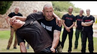 This is what REAL KRAV MAGA looks like!