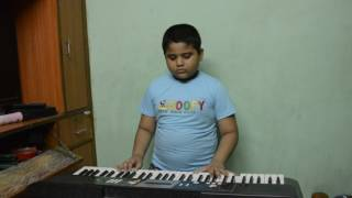 Momo chitte niti nritye Rabindra Sangeet by Soumyadeep