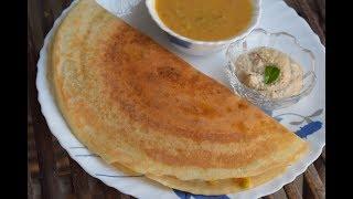 डोसा बनाने के सारे सीक्रेट टिप्स Masala Dosa Recipe South Indian Dosa and Coconut Chutney Recipe
