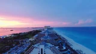 Views from the Phantom 4 : Cancun 2016 4k