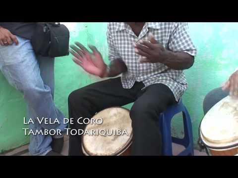 Tambores de Coro La Vela y Cumarebo.