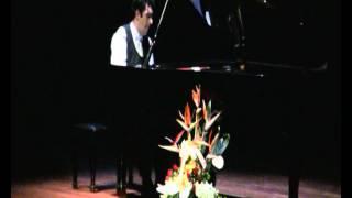 Pianist Panayiotis Gogos: Chopin Scherzo No1