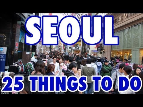 Xxx Mp4 25 Best Things To Do In Seoul South Korea 3gp Sex
