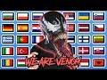 "VENOM: How To Say ""WE ARE VENOM!"" In 30 Different Languages"