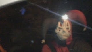 PSYCHO KILLER CLOWN SIGHTING CAUGHT STEALING ATTACKED AND TAZED (CRAZY FOOTAGE)