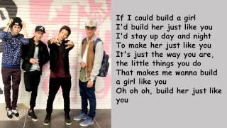 Build a Girl-The Fooo Conspiracy-lyrics