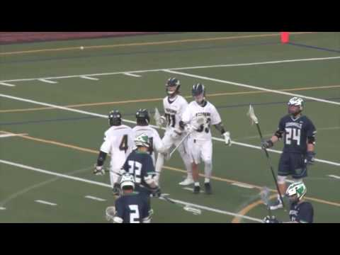 Riley Moynihan 18' Lacrosse Highlights Spring 2016