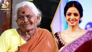 The Unsung Sridevi of Tamil Cinema : Rangammal Paati Interview | Nadigar Sangam