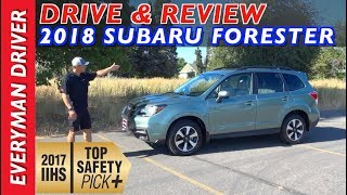 2018 Subaru Forester Review on Everyman Driver