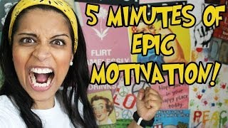 5 MINUTES OF EPIC MOTIVATION!