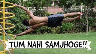 MuscleBlaze Tum Nahi Samjhoge | Saluting The True Spirit Of Fitness