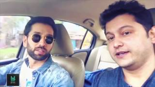 Nakuul Mehta hijacked by star station with raj- PART 1