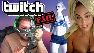 ULTIMATE Twitch Fails Compilation Dec. 2016 #27