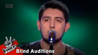Γιώργος Σουρβίνος- Ασημένια σφήκα | 14o Blind Audition | The Voice of Greece