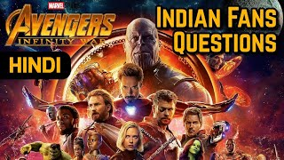 Indian Fans Questions Avengers Infinity War   Hindi   Super YouTubers Assemble