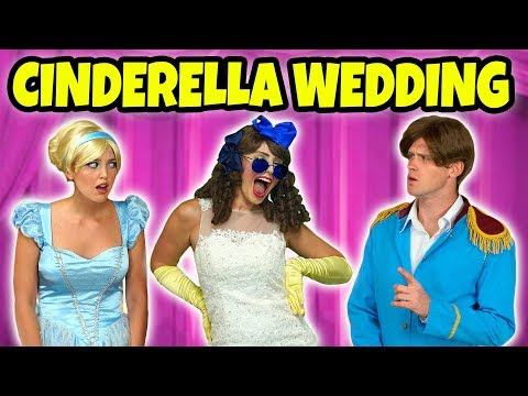 Xxx Mp4 CINDERELLA WEDDING IS STEPSISTER IS MARRYING PRINCE CHARMING Totally TV 3gp Sex