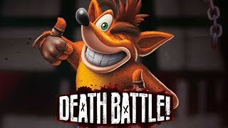 Crash Bandicoot Dashes into DEATH BATTLE