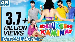 Shaukeen Kaminay Latest Hindi Full Movie 2016 || Kartik Gaur,Sahil Garg,Seema || Eagle Hindi Movies
