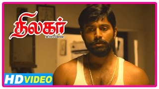 Thilagar Tamil Movie | Scenes | Dhruvva's mother seeks his forgiveness | Anumol