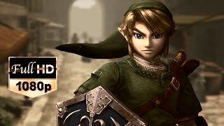 The Legend of Zelda Twilight Princess - All Cutscenes/ Full Movie (HD Remastered)