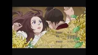 anime kisses and romance