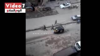 بالفيديو.. مواسير صرف صحى تهدد حياة المواطنين بشارع العصافرة فى الإسكندرية