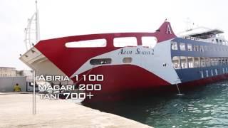 Sail Now with Azam sealink 2