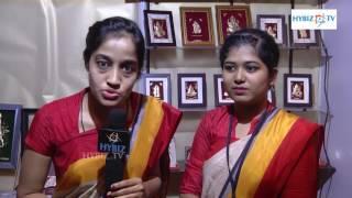 Deepika - Trisa Fine Silver Jewellery - Wedding Vows show 2016 - hybiz