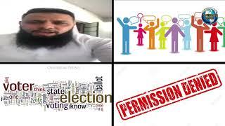 Congress Esa Misri MLA Candidate Denied Permission to Hold Public Meeting  | Overseas News