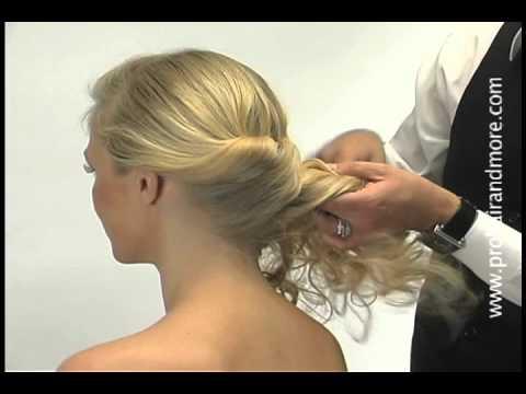 Cómo hacer un elegante peinado paso a paso en poco tiempo Easy Updo