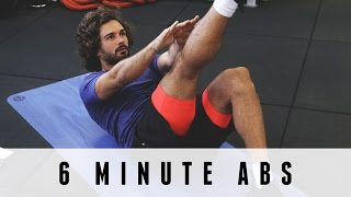 6 Minute Abs | The Body Coach