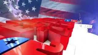 Midterm Election - Broadcast Design { Intro Stinger }