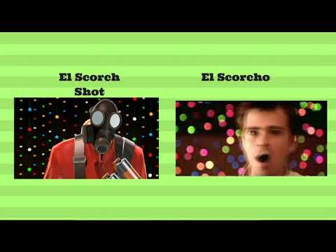 El Scorcho And El Scorch Shot Played At The Same Time