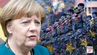 Merkel prefiere invertir el dinero en un Nuevo ejército Europeo y apartar a la NATO