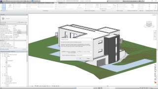 Revit 2016 - Création du projet central | Elephorm