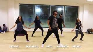 JITHU JILLADI  Song   THERI DANCE Cover   VIJAY    G V Prakash Kumar   @JeyaRaveendran Choreography