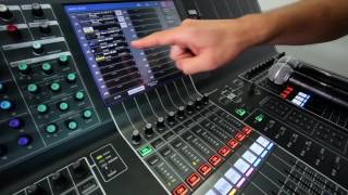 Extra Shure Wireless Support from Yamaha CL/QL V4.1