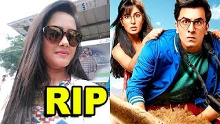 Jagga Jasoos Actress COMMITS SUICIDE | Bidisha Bezbaruah SUICIDE CASE
