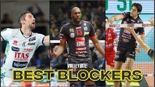 TOP 3 Best Blockers ● Statistics | Club World Championship 2018