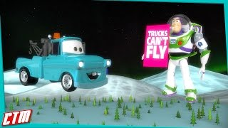 CARS Christmas Special starring Tow Mater Disney•Pixar